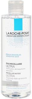 "La Roche-Posay Раствор мицеллярный физиологический для снятия макияжа с лица и глаз для всех типов кожи ""Physiological Cleansers"" 400 м"