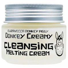 Средство для снятия макияжа Elizavecca Donkey Piggy Donkey Creamy Cleansing Melting Cream