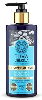 Natura Siberica Tuva Био-бальзам для волос против перхоти, 300 мл