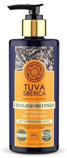 Natura Siberica Tuva Био-бальзам для волос укрепляющий, 300 мл