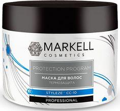 "Маска Markell ""Professional"", термозащита для волос, 290 г"