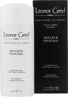 Мужской крем-шампунь для волос и тела Leonor Greyl, 200 мл