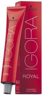 Igora Royal Краска для волос 1-0 черный натуральный 60 мл