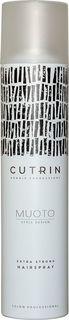 Лак для волос Cutrin Muoto Extra Strong Hairspray, 300 мл