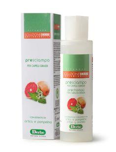 Лосьон для жирных волос Derbe с экстрактами крапивы и грейпфрута