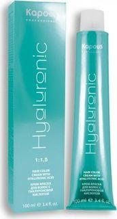Крем-краска для волос Kapous Professional Hyaluronic Acid, оттенок 900 Осветляющий натуральный, 100 мл