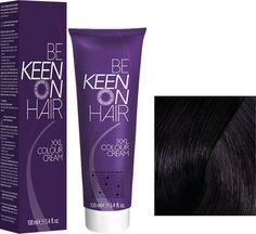 Keen Краска для волос 1.8 Иссиня-черный Blau-Schwarz, 100 мл