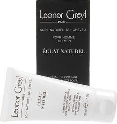 Мужской крем-блеск для волос Leonor Greyl, 50 мл
