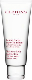 Clarins Увлажняющий бальзам для тела Baume Corps Super Hydratant, 200 мл