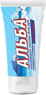 """Чистящая паста для рук Альба """"Чистоник"""", с мягким скрабом, 150 мл Alba"""
