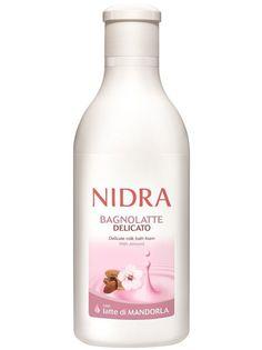 Пена для ванны деликатная с миндальным молоком, Nidra, 750мл, 186011