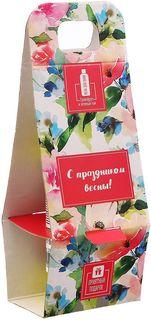 """Подарочная пена для ванны Чистое счастье """"С праздником весны"""", грейпфрут, 250 мл"""
