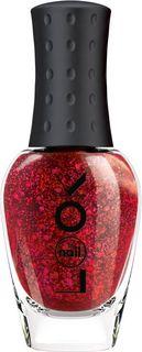 nailLOOK Лак для ногтей Miracle Top, тон Glamorous Red, 8,5 мл