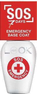 Средство для быстрого восстановления поврежденных ногтей NailLOOK SOS Emergency Base, 8,5 мл