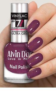 Лак для ногтей Alvin Dor VINYLAC тон 3227