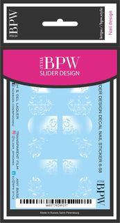 Наклейки для ногтей BPW.style sd6-58, 2