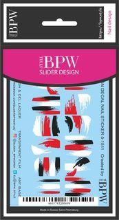 Наклейки для ногтей BPW.style sd5-1511, 2