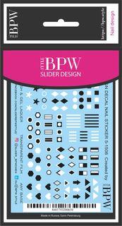 Наклейки для ногтей BPW.style sd5-1508, 2