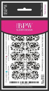 Наклейки для ногтей BPW.style sd1-193, 2
