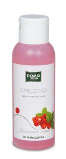 """Средство для снятия лака Domix Green 102874 без запаха ацетона """"Земляника лесная"""""""