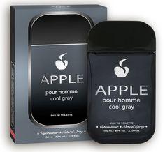 """Туалетная вода Apple Parfums """"Pour Homme Cool Gray"""". 100 мл"""