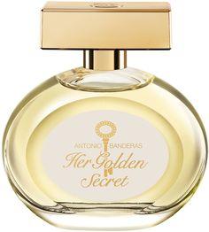 """Antonio Banderas Туалетная вода """"Her Golden Secret"""", 50 мл"""