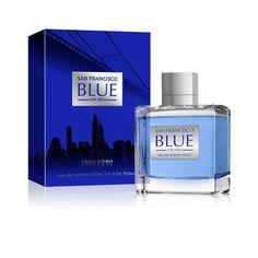 Vero Uomo,Туалетная вода, San Francisco Blue, мужская 100 мл