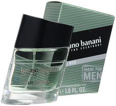 "Bruno Banani ""Made For Men"" Туалетная вода 30 мл (новая упаковка)"