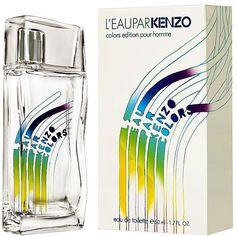Kenzo Leau Par Kenzo Colours man туалетная вода, 50 мл