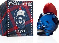 "Police Туалетная вода ""To be Rebel"", 75 мл"