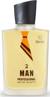"""Туалетная вода Genty """"Ту Мен Профессионал"""", для мужчин, 80 мл"""