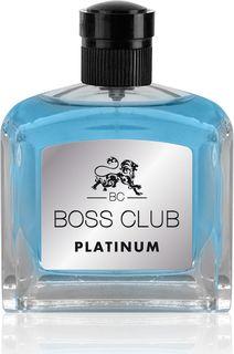 Boss Club Туалетная вода Platinum, 100 мл