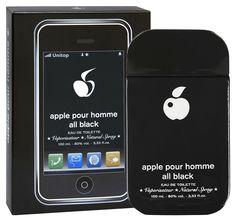 """Туалетная вода Apple Parfums """"Apple Homme All Black"""". 100 мл"""