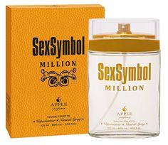 Туалетная вода Apple Parfums Sex Symbol Million (Секс Символ Миллион) мужская 100 мл