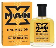Туалетная вода Apple Parfums X Man One Million мужская 100ml