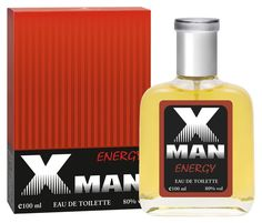 Туалетная вода Apple Parfums X Man Energy мужская 100ml