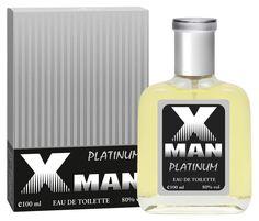 Туалетная вода Apple Parfums X Man Platinum мужская 100ml