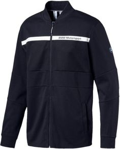 Олимпийка PUMA BMW MS Sweat Jacket