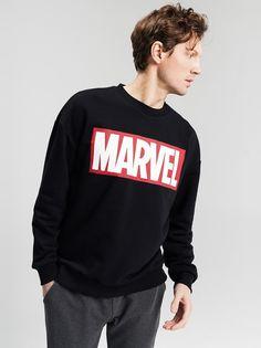 Худи ТВОЕ Marvel (Disney)