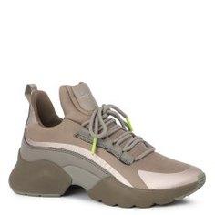 Кроссовки TAMARIS 1-1-23723-23 серо-коричневый