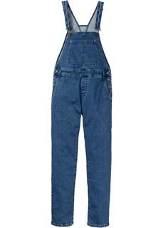 Комбинезон джинсовый стрейчевый Bonprix