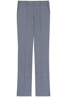 Серые классические брюки