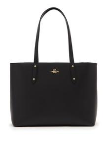 Черная сумка Central Tote Coach