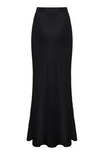 Вечерняя черная юбка Sorelle