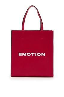 Красная сумка Scarlet Ash
