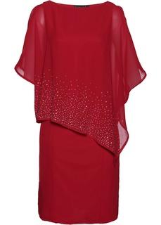 Платье со стразами Bonprix