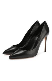 Кожаные туфли Julia Casadei
