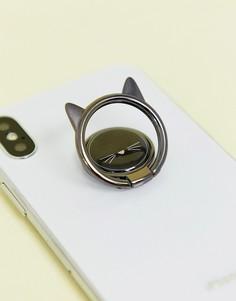 Подставка для телефона в форме кота Typo - Мульти
