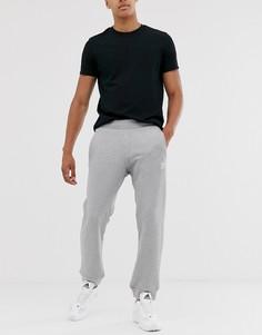 Серые джоггеры с логотипом adidas Originals - Серый