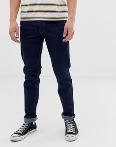 Синие джинсы скинни Threadbare lanta - Синий